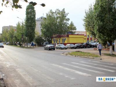 Светофор у Кирпичного завода