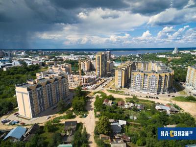 Микрорайон Благовещенский, 2015 год