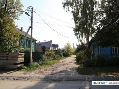 Улица 1-я Овражная, 2015 год
