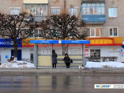 """Остановка """"Якимовка"""""""