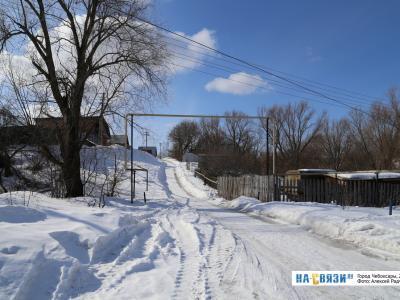 улица Чуковского - деревня Пятино