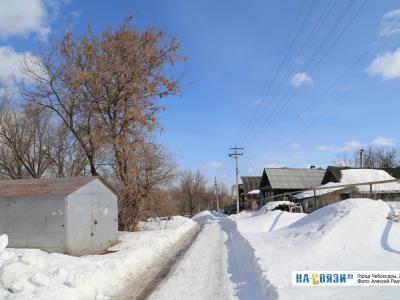 Деревня Пятино - ул. Клары Цеткин