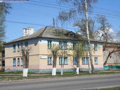 ул. Ашмарина, 31