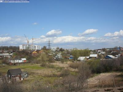 Южный поселок в районе реки Кукшум, 2008 год
