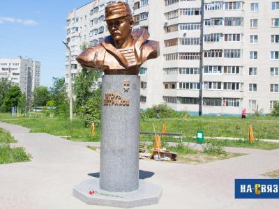 Бюст Игоря Петрикова