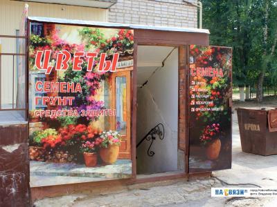 """Магазин """"Цветы"""""""