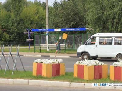 """Остановка """"Ельниковская роща"""""""