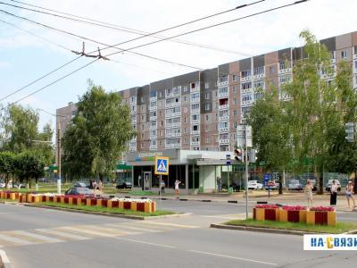 """Светофор у """"Дубравы"""""""