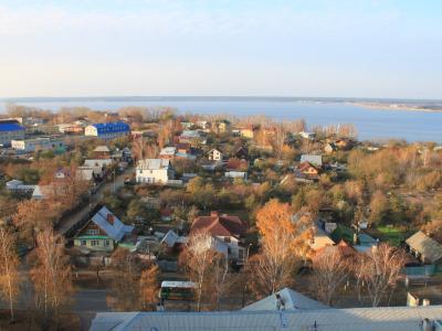 Частный сектор по ул. Дегтярева