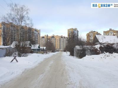 Улица 1-я Чапаева