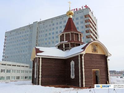 Больничный храм Святого Великомученика Пантелеимона