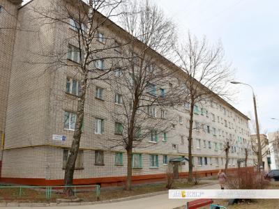 ул. Хевешская, 1 корп. 1
