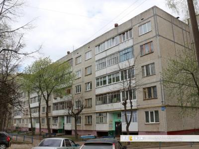 ул. Шумилова, 12 корп. 2