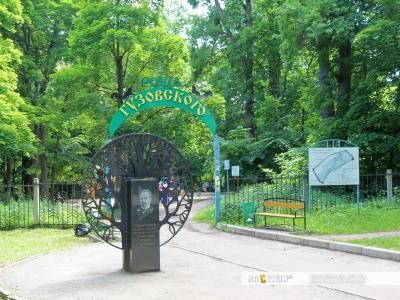 """Парк """"Роща Гузовского"""""""