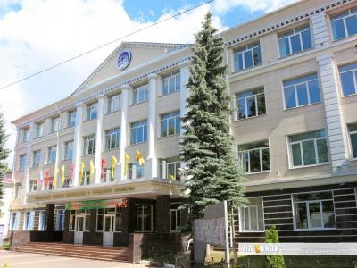 Чебоксарский техникум строительства и городского хозяйства (корпус 1)