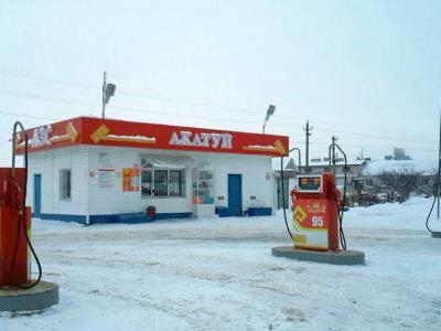 "АЗС ""Акатуй"" №19"
