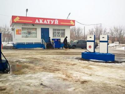 "АЗС ""Акатуй"" №74"