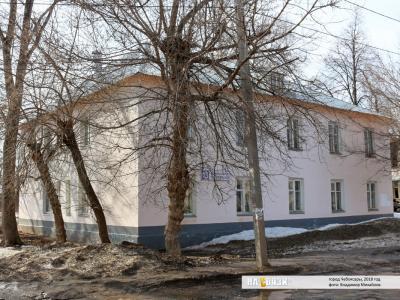 ул. Пржевальского, 13
