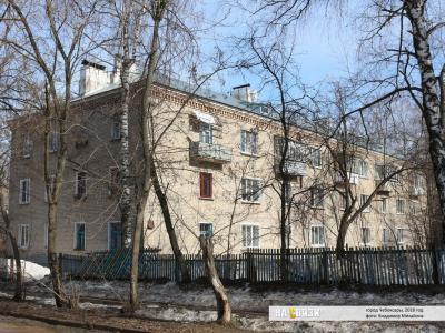 ул. Сапожникова, 14