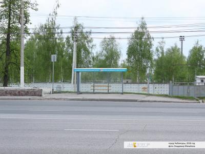 """Остановка """"Московский автомобильно-дорожный институт"""""""
