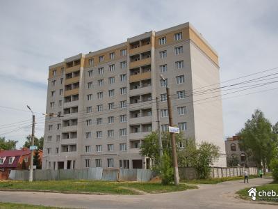 Строительство дома 1А по ул. Бичурина