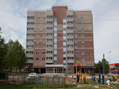 ул. Магницкого, 1 корп. 1