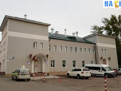 ул. Ильбекова, 5