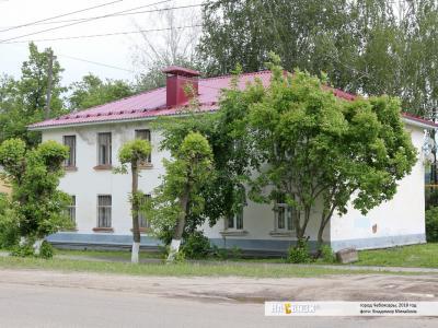 ул. Ашмарина, 10