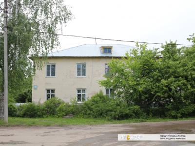 ул. Пржевальского, 7
