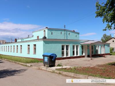 ул. Магницкого, 1А