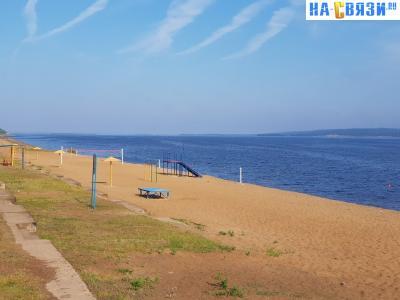 Пляж на Афанасьева