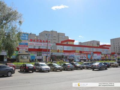 Ельниковский проезд, 1