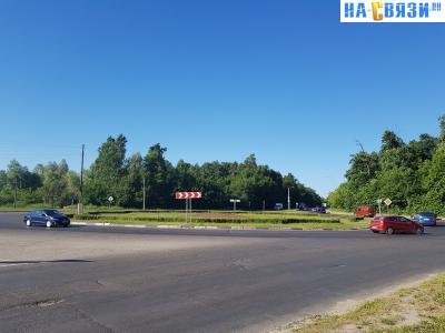 Кольцо на Вурнарском шоссе