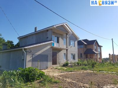 Дом по улице Брусничная