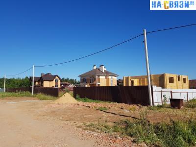 Дома по улице Ивовая