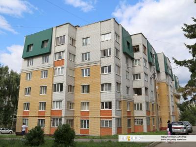 ул. Энтузиастов, 3 корп. 2