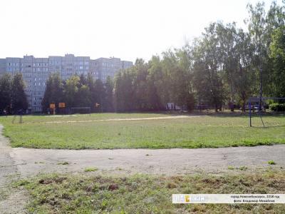 Спортивное поле 4-й школы