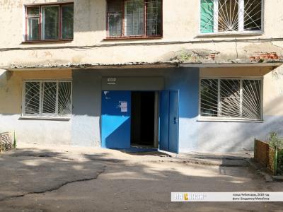 Общежитие Агрегатного завода №4