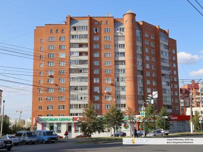 ул. Гагарина, 33