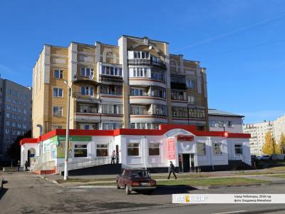 бульвар Миттова, 18 корп. 1