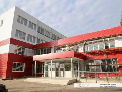 Чебоксарский экономико-технологический колледж (корпус 2)