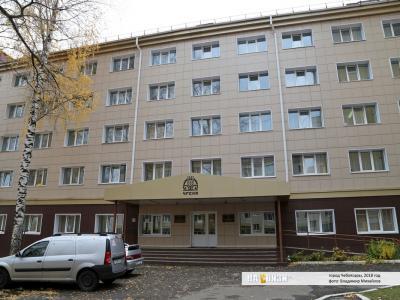 Общежитие №2 ЧГСХА