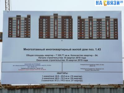 ул. Стартовая, поз. 1.43
