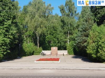 Братская могила воинов, умерших от ран в госпиталях Чебоксар