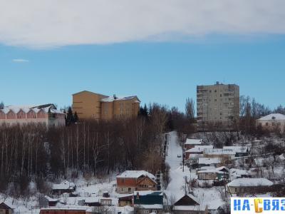 Подъём по улице Докучаева