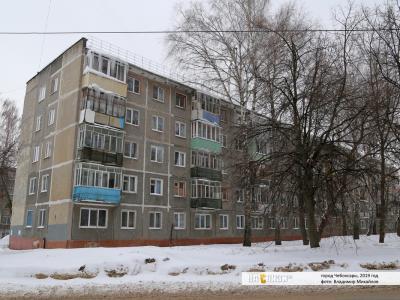 ул. М.Павлова, 13