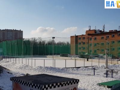 """Хоккейная площадка СК """"ТУС"""""""