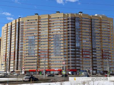 ул. Л.Комсомола, 27 корп. 1