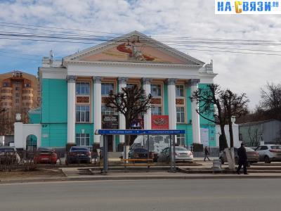"""Остановка """"Русский драмтеатр"""""""