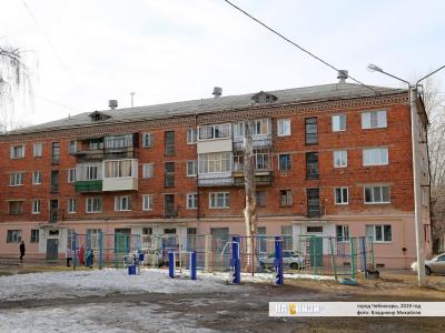 ул. Калинина, 104 корп. 1